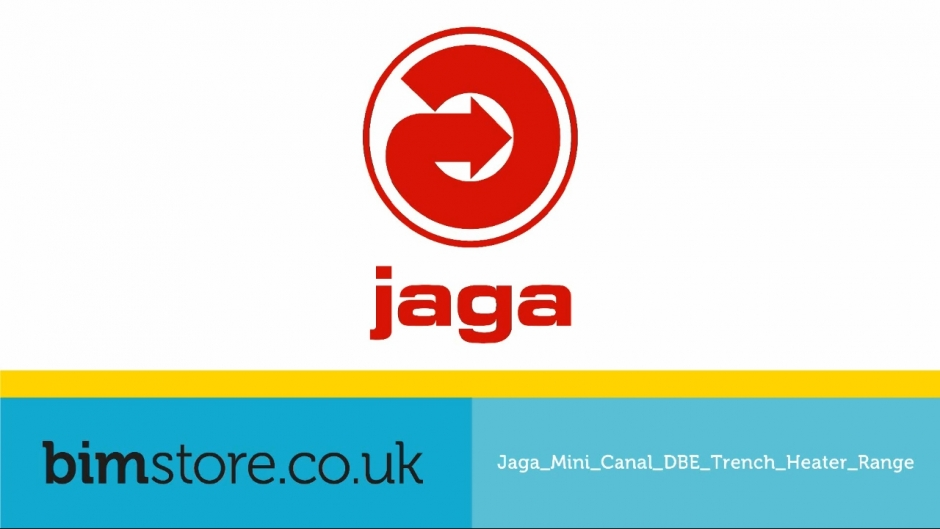 Video: Jaga Heating Products - Mini Canal DBE Revit Components