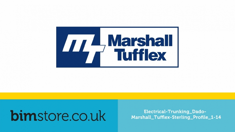 Video: Marshall Tufflex - Sterling Profile 1 Revit Components