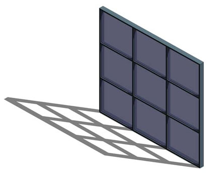Image of AluK SL52 P 52_403 Curtain Wall System