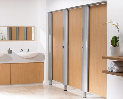 Revit, BIM, Download, Free, Component, toilet cubicles, wc cubicles, shower cubicles, changing cubicles, fully framed.