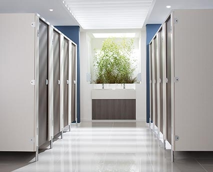 Revit, BIM, Download, Free, Components, toilet cubicles, wc cubicles, mfc, melamine faced chipboard, Malvern, Plus.