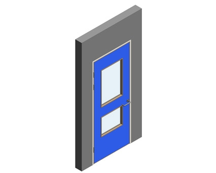 Revit, BIM, Download, Free, Components,Object,Interspec, Single, Door, 10, Lloyd, Worrall,single,leaf,ironmongery,doorset,detail,