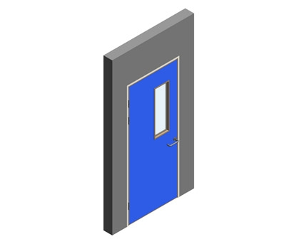 Revit, BIM, Download, Free, Components,Object,Interspec, Single, Door, 12, Lloyd, Worrall,single,leaf,ironmongery,doorset,detail,