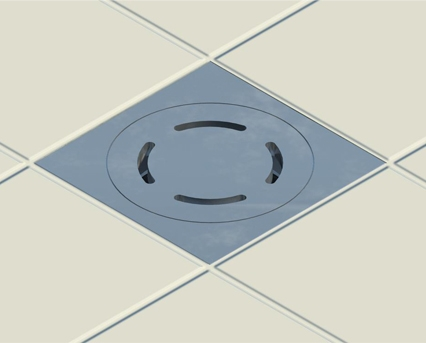 Revit,BIM,Download,Object,Free,Components,marley,alutec,DF237,tile,tiled,flooring,shower,outlet,horizontal,socket