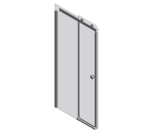 10 Series Sliding Recess Door