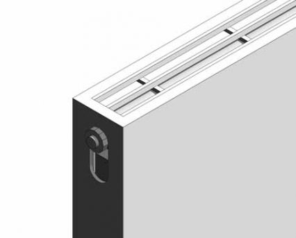 Horizontal Flat Panel Radiators