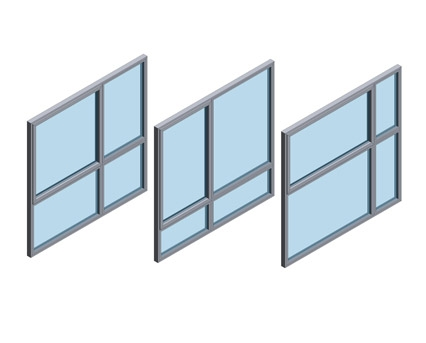 Technal Fy65 Soleal High Performance Window System