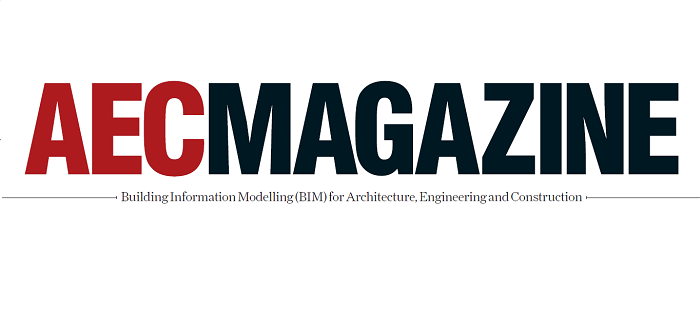 <b>bim</b>store objects dominate the front cover of this month's AEC Magazine