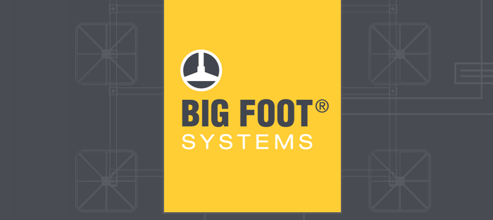 New and updated content now live for Big Foot Systems