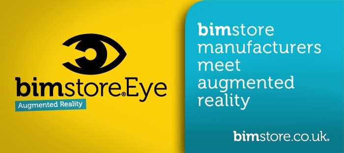 <b>bim</b>store Eye is here: Augmented Reality app available to download NOW!