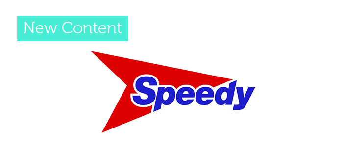 New content for Speedy