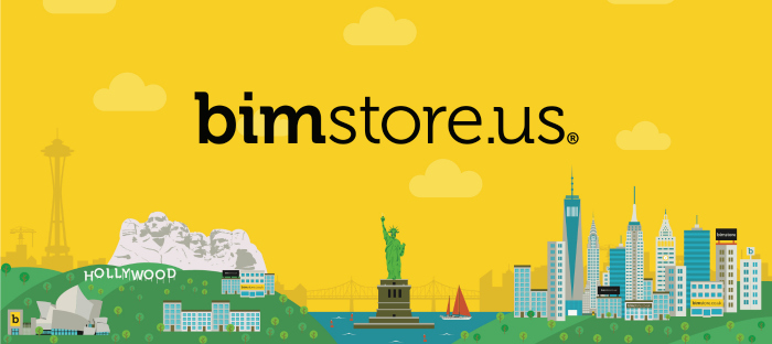 bimstore.us to launch July 2015