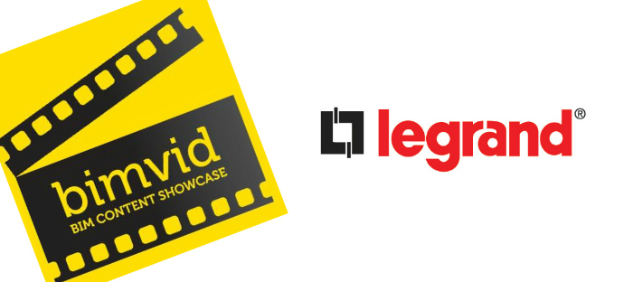 New bimstore bimvids live for Legrand