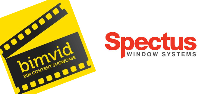 New bimstore bimvid for Spectus Window Systems