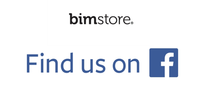 bimstore is now on Facebook!
