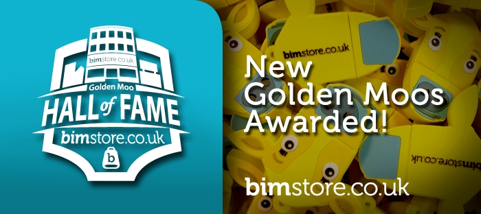 The Golden Moo - the ultimate <b>bim</b>store collector's item