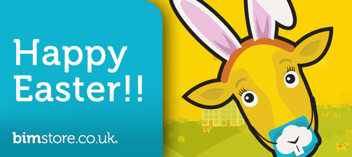 Happy Easter from bimstore!