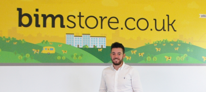 Huw Arthur joins bimstore sales team
