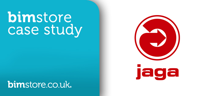 bimstore jaga bim objects case study