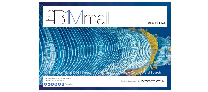 bimstore sponsored Issue 4 of The B1M Mail released today!