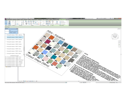Revit, BIM, Download, Free, Components, Wetroom, Safety, Flooring, Floors, Altro, Aquarius