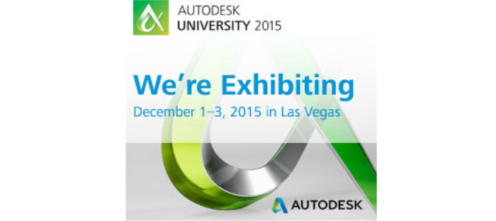 We'll see you at #AU2015!