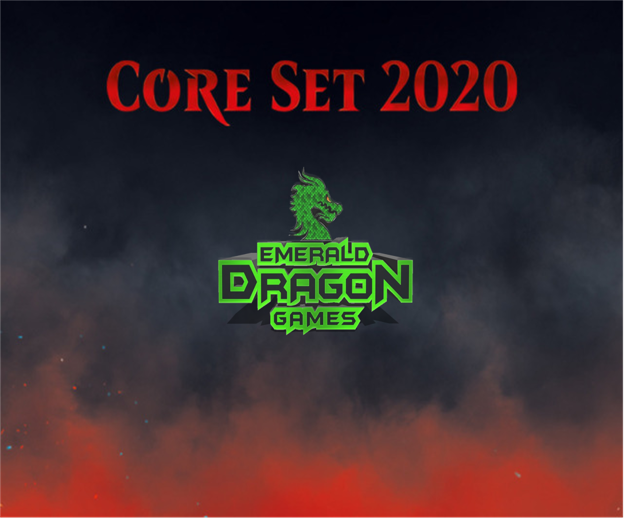 9683d832e2 CORE SET 2020: FRIDAY 10 PM PRE-RELEASE IN STORE TICKET Ticket ...