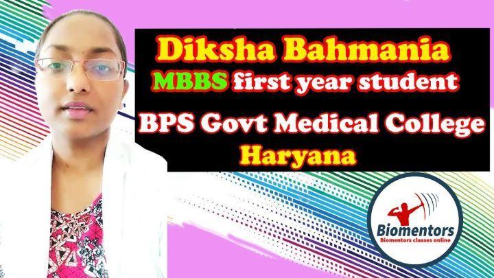 Diksha Bahmania Story
