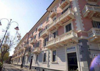 Corso Soleri, ampio quadrilocale con posto auto corso Marcello Soleri