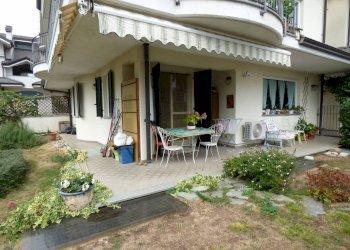 PER INVESTITORI: NUDA PROPRIETÀ di PT con giardino Via Adige
