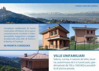 Foto 1 di Villa strada San Martino, Castiglione Torinese