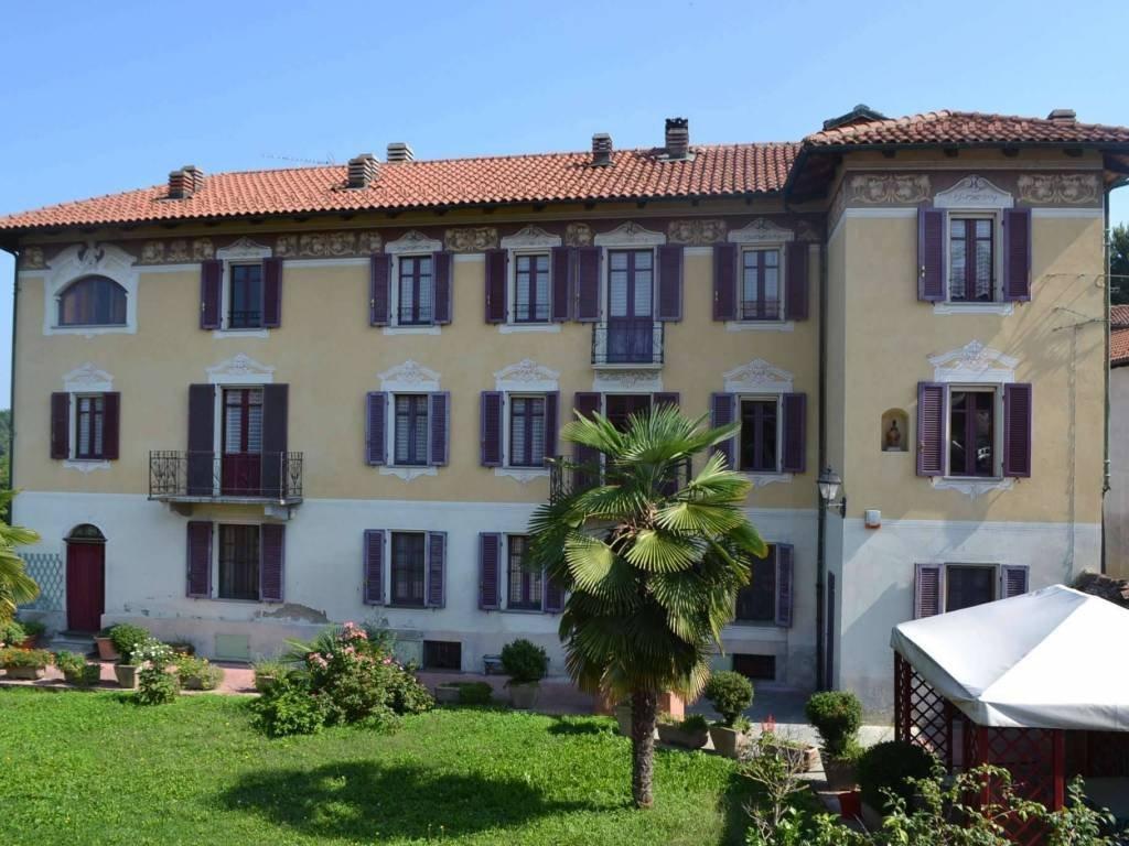 Foto 1 di Palazzo / Stabile Via Roma, 33, Soglio