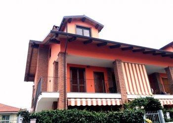 Foto 1 di Villetta a schiera Via Pietro Palmieri, 8, Riva Presso Chieri