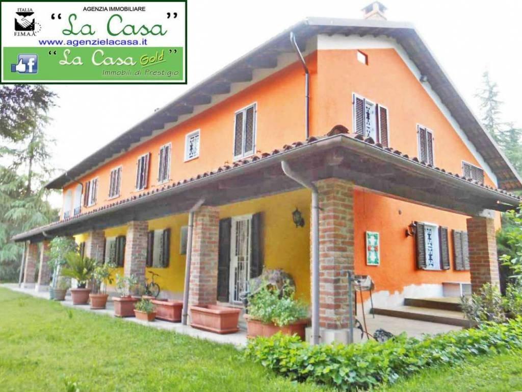 Foto 1 di Rustico / Casale via Palazzo Borello, Montafia