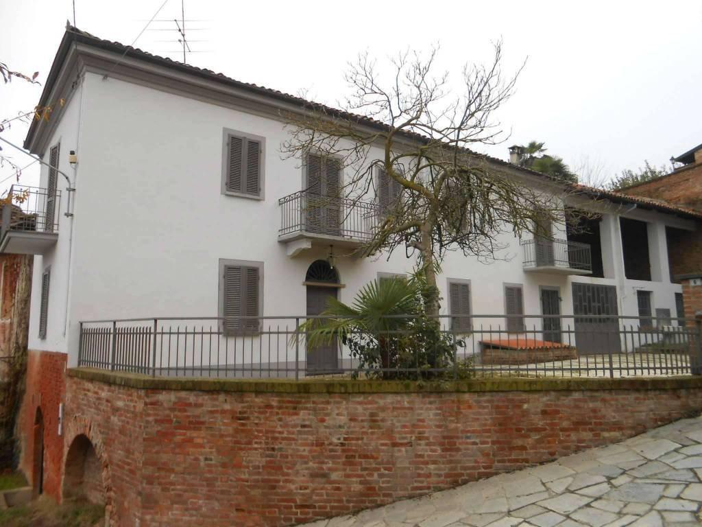 Foto 1 di Casa indipendente via Garibaldi 6, Cossombrato