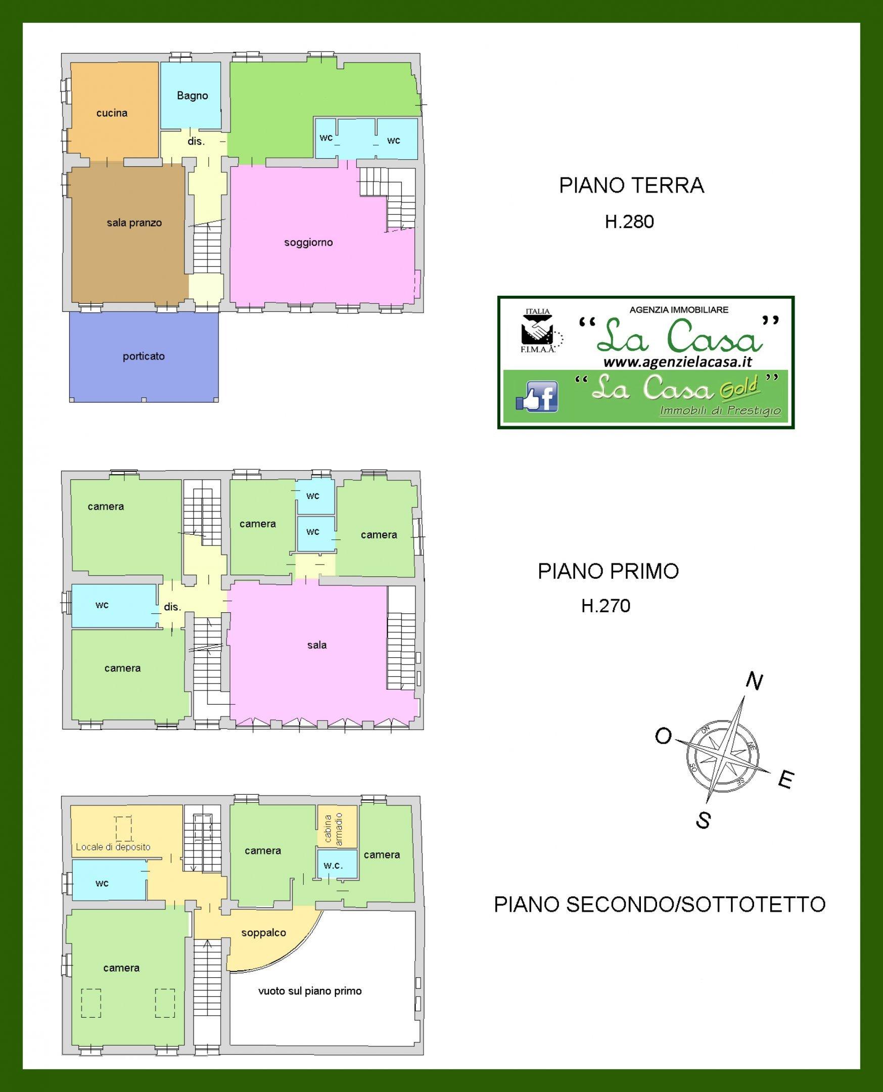 Foto 1 di Rustico / Casale corso IV novembre, 42, Dusino San Michele