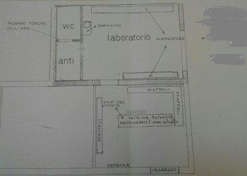 Rif. NM1254 SACCA NEGOZIO FORNO...