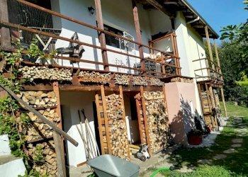 Foto 1 di Rustico via Cresta, Rueglio