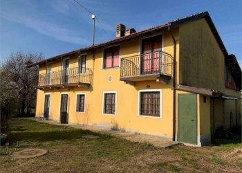 Foto 1 di Rustico Frazione Fodrera, Buriasco