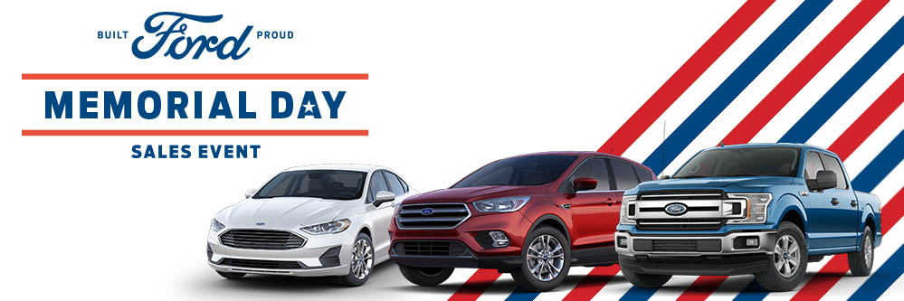 Winner Ford Cherry Hill Memorial Day Sales Event