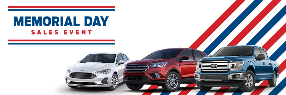 Ford Memorial Day Sale