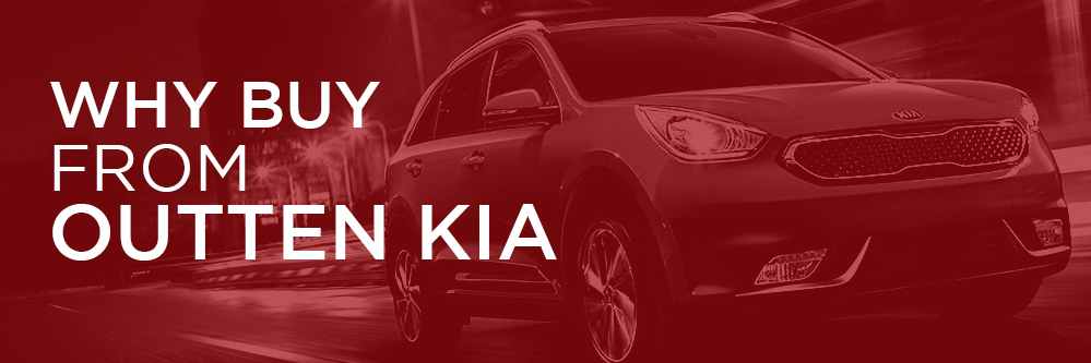 Why Buy or Lease New or Used Vehicles from Outten Kia