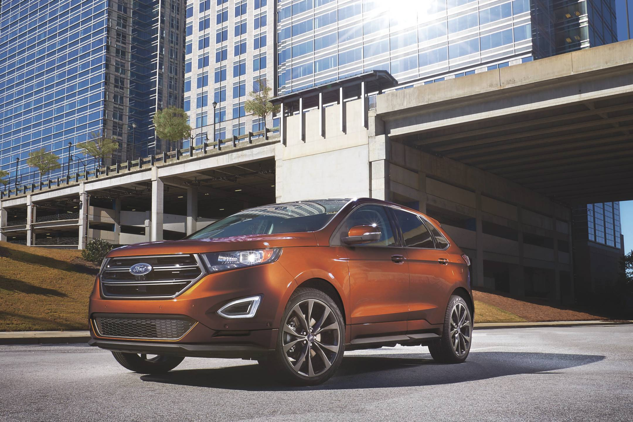 The 2018 Ford Edge