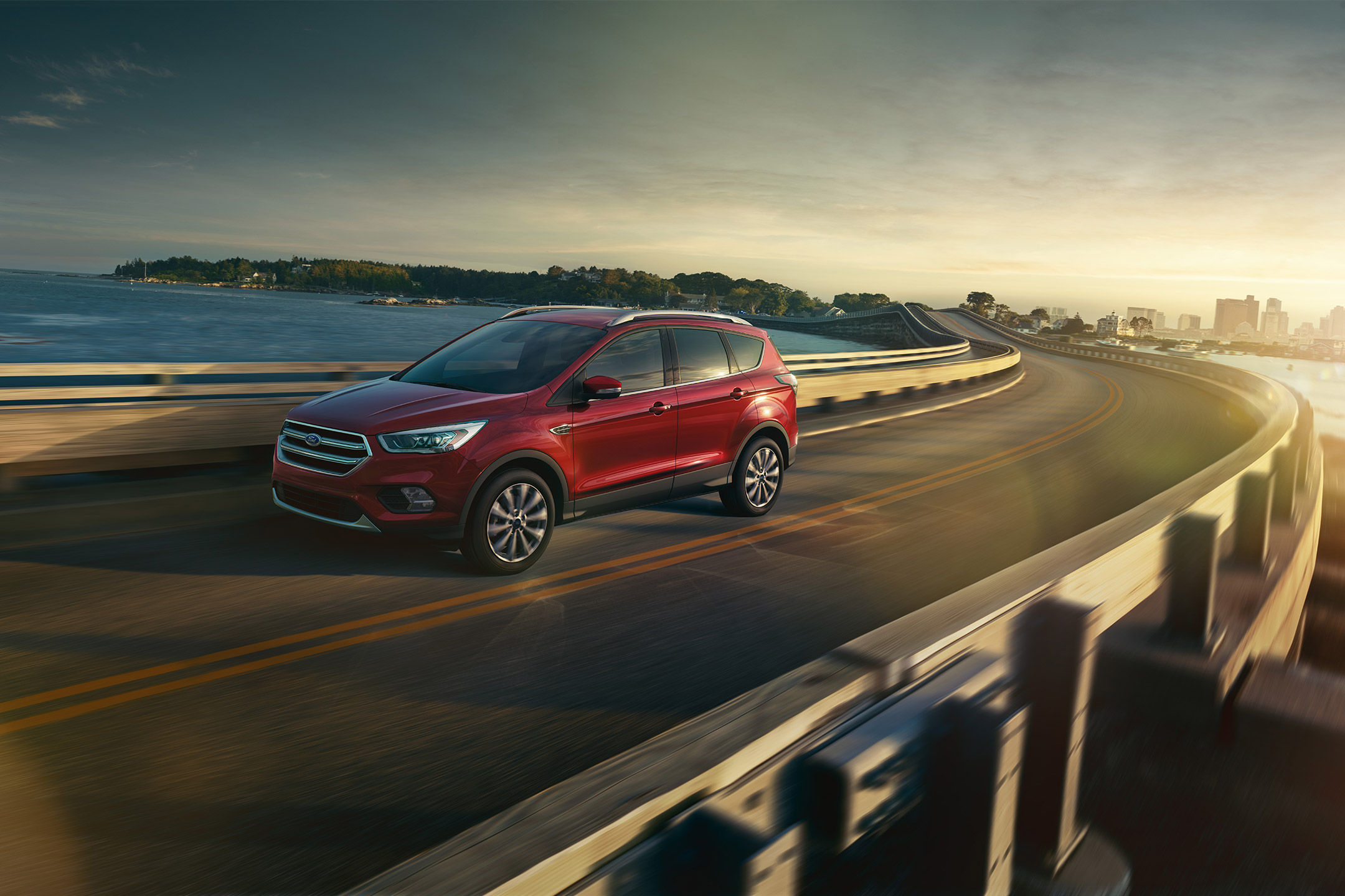 The All New 2019 Ford Escape