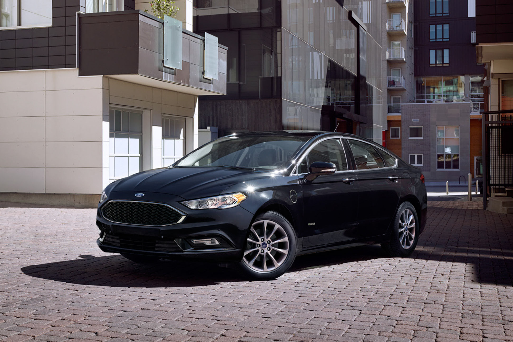 The Stylish Ford Fusion