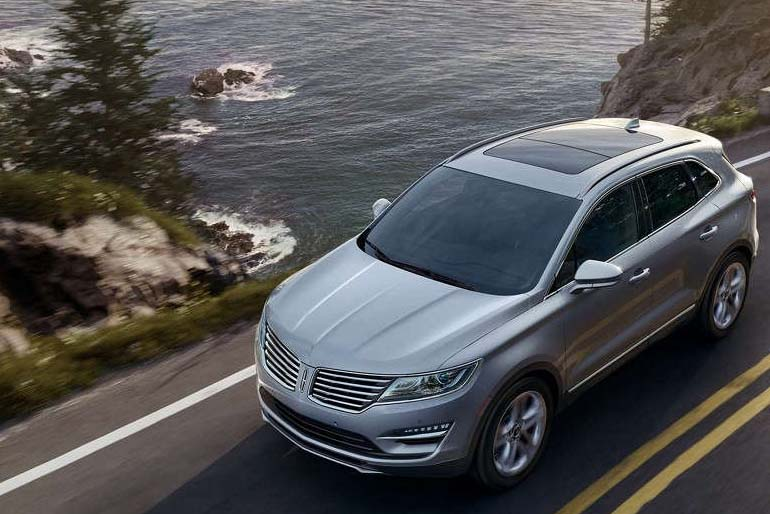 The 2017 Lincoln MKC