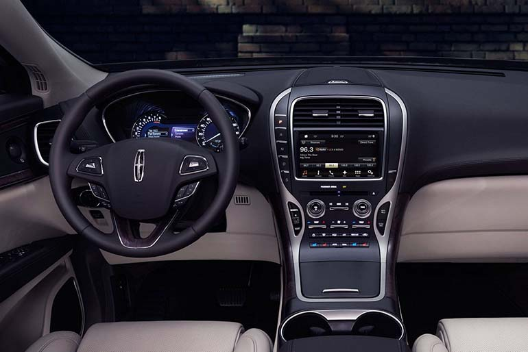 The 2017 Lincoln MKX