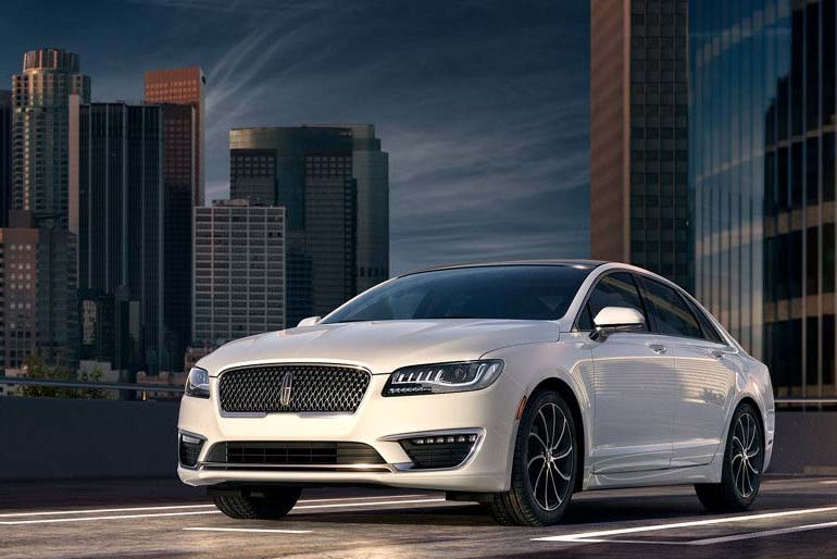 The 2017 Lincoln MKZ