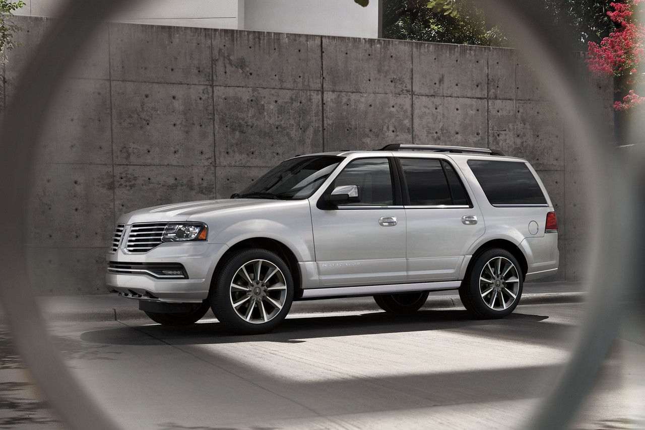 The 2017 Lincoln Navigator