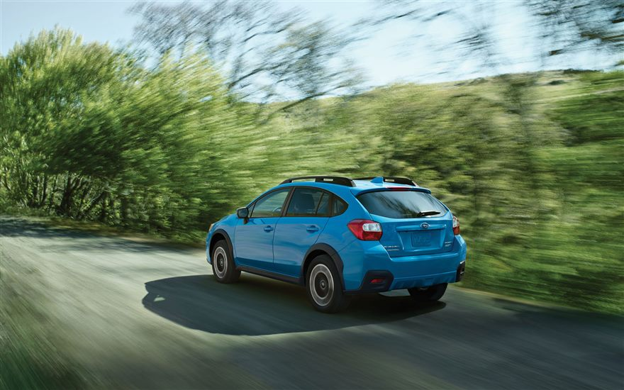 The 2018 Subaru Crosstrek